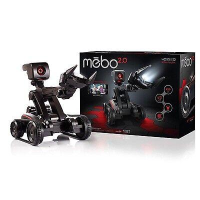 Sky Viper MEBO 2.0 Interactive Robot - Black