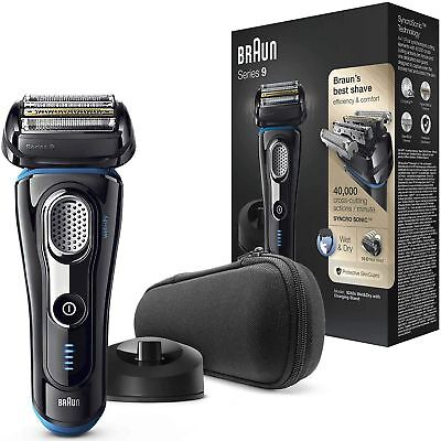 Braun Series 9 Electric Rechargeable Shaver for Men with Cha