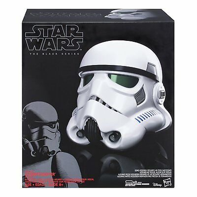 Star Wars The Black Series Imperial Stormtrooper Electronic Voice Changer - Voice Changers