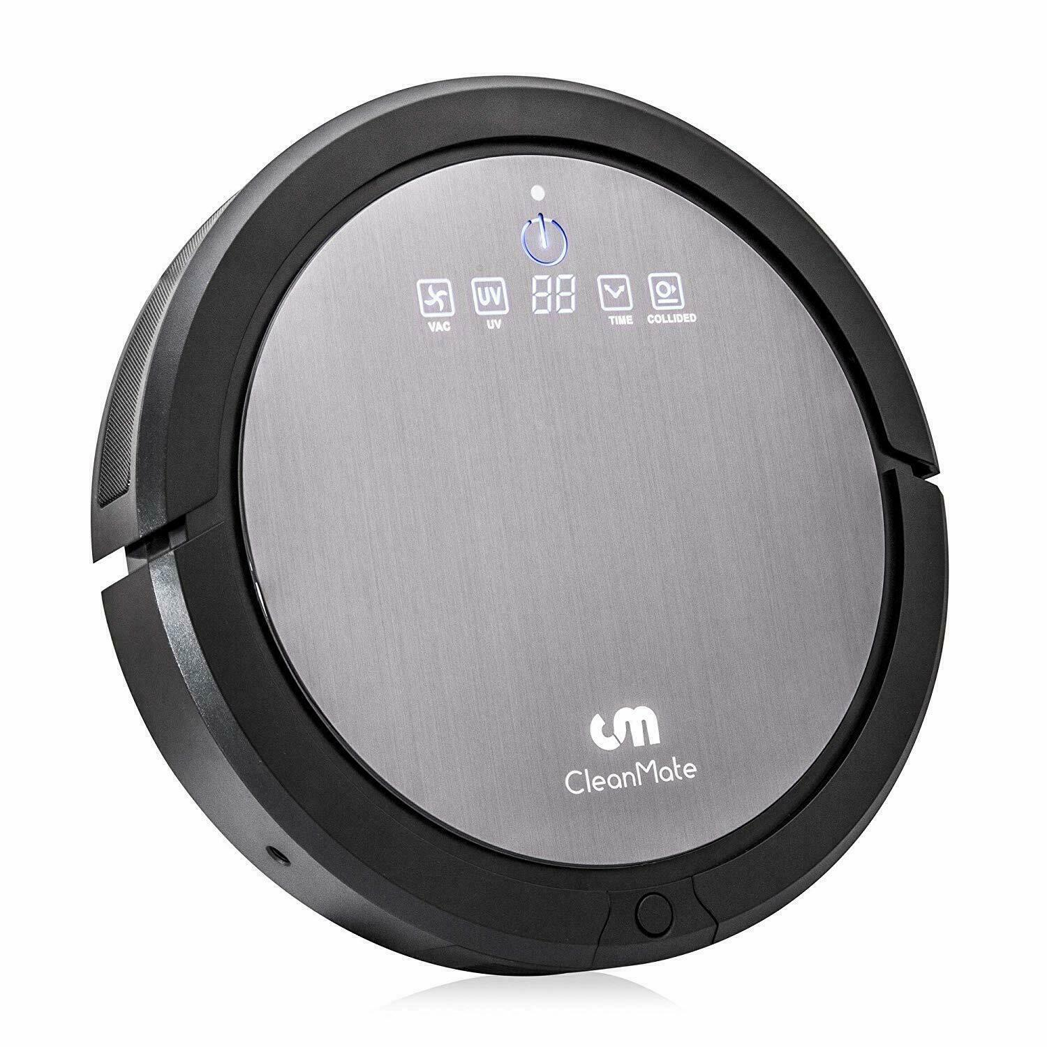 BRAND NEW - Cleanmate Cm3 Robot Vacuum Cleaner for carpet an