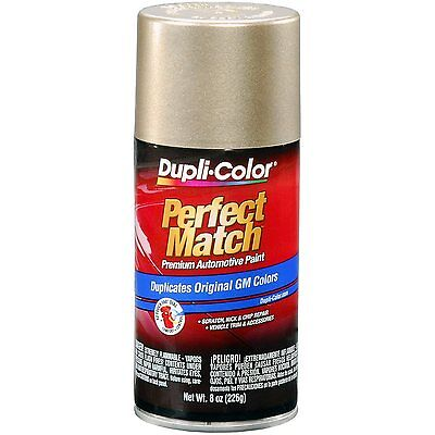Duplicolor BGM0457 WA5322 For GM Code 33 Light Driftwood Aerosol Spray Paint