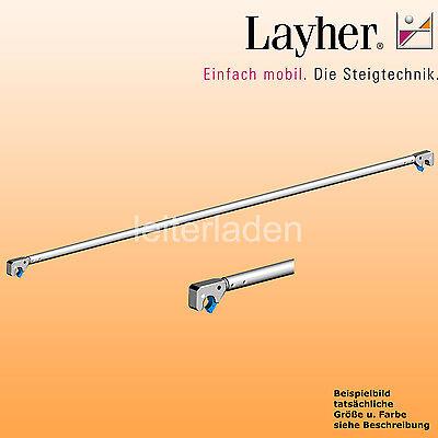 Layher Fahrgerüst Diagonale 2,5m Gerüst Einzelteil Rollgerüst Zubehör Aussteifer