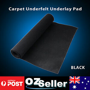 1M x 2M Black Carpet Car Caravan Subwoofer Speaker Sub Box Automotive Interior