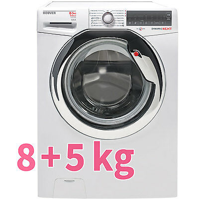 Hoover 8+5 kg Waschtrockner 2in1 >> 8 kg Waschmaschine & 5 kg Wäschetrockner NEU