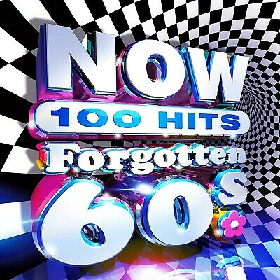 🎧 NOW 100 Hits Forgotten 60s 🎧 Instant Delivery!!!!