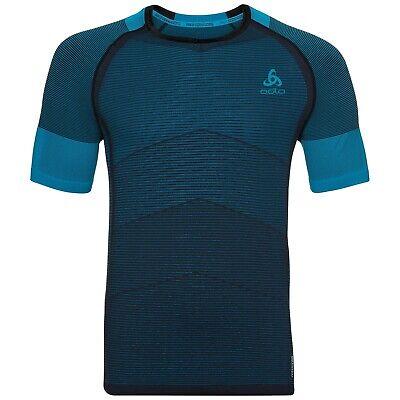 Odlo Herren Top Ceramicool Motion Short Sleeve  T-Shirt Running Gr. M NEU online kaufen