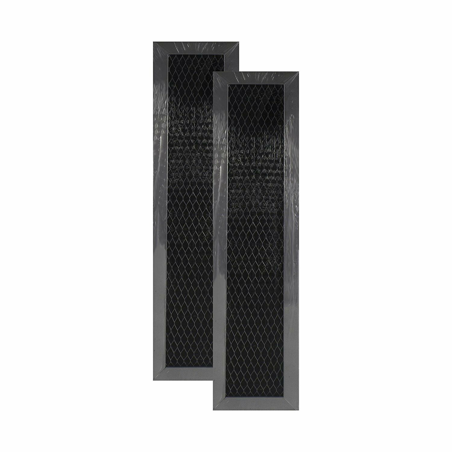 carbon range hood filter 2pc general electric