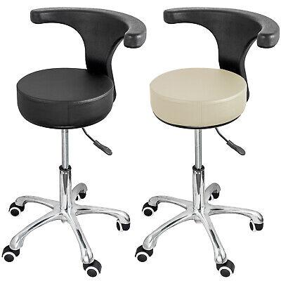 3colors Jmu Dental Dentist Assistant Stool Adjustable Height Rolling Chair