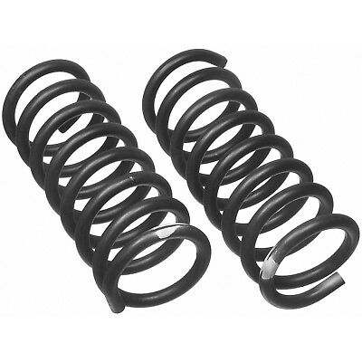 (For Dodge Ram Mitsubishi Mighty Max 4L Front Constant Rate Coil Spring Set Moog)