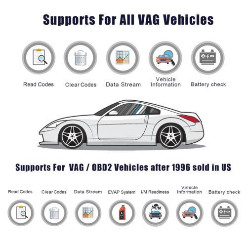 Vd700 Auto Obd2 Scanner Code Reader Tpms Dpf Abs Epb Sas