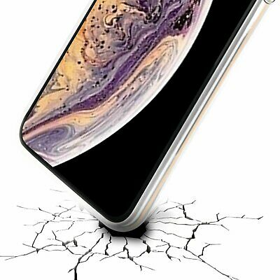 For Apple iPhone XS Max Case 6.5″ Silicone Clear Bumper Gel iPhone 10S Max Cover Cases, Covers & Skins