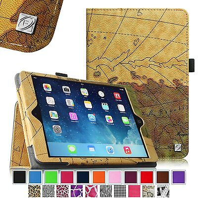Fintie Folio PU Leather Smart Cover Case w Wake/Sleep For Ap