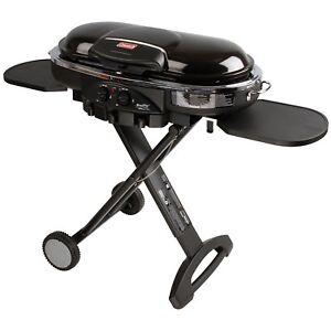 Coleman LXE Roadtrip Propane Portable BBQ Grill Black