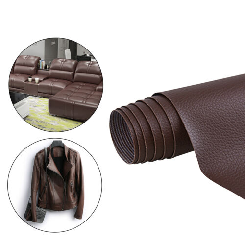 Lederreparatur Kunstleder Flicken Selbstklebend Patch 50x137cm Sofa Reparatur DE