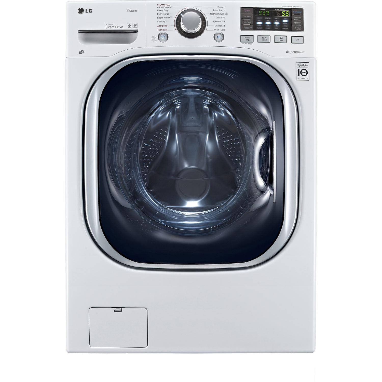 LG WM3997HWA Ventless 4.3 Cu. Ft. Capacity Steam Washer/Drye