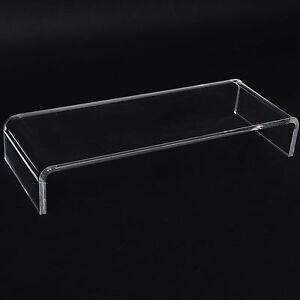 Plexycam tavolino plexiglass porta tv 60x25x20h spessore - Mobili in plexiglass ...