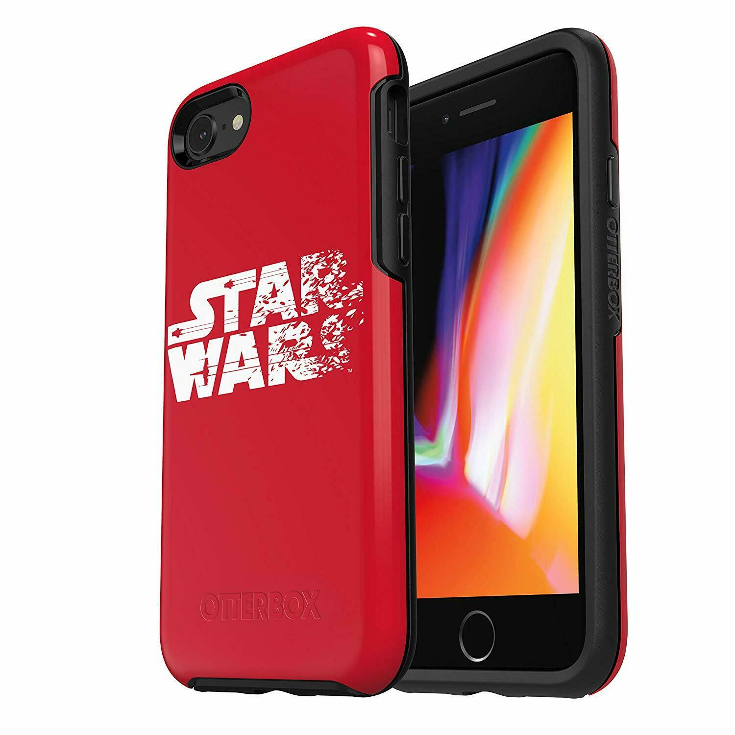 OtterBox SYMMETRY SERIES Star Wars Case for iPhone 8 & iPhone 7 (Resistance Red)