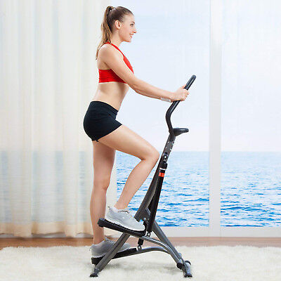 Stair Climber Workouts - Stair Climber Exercise Machine Stepper Workout Folding Storage Fitness Cardio