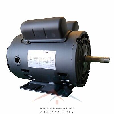2 Hp Horse Power Single Phase Heavy Duty Electric Compressor Motor Weg