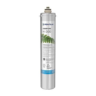 Pentair Everpure H-300 EV927072 Undersink Water Filter Replacement Cartridge
