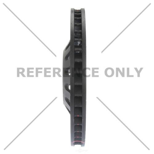 Disc Brake Rotor-High Carbon Alloy Brake Disc-Preferred Front Centric 125.33158
