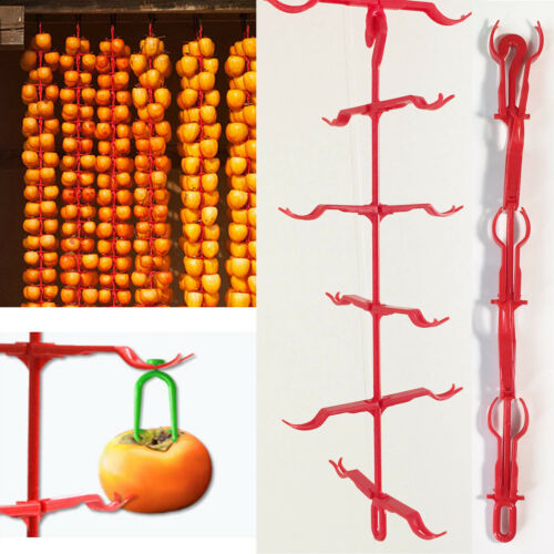 x 5 Hanger for Dry Persimmon, dried persimmon, vegetable drying rack w/ Holder