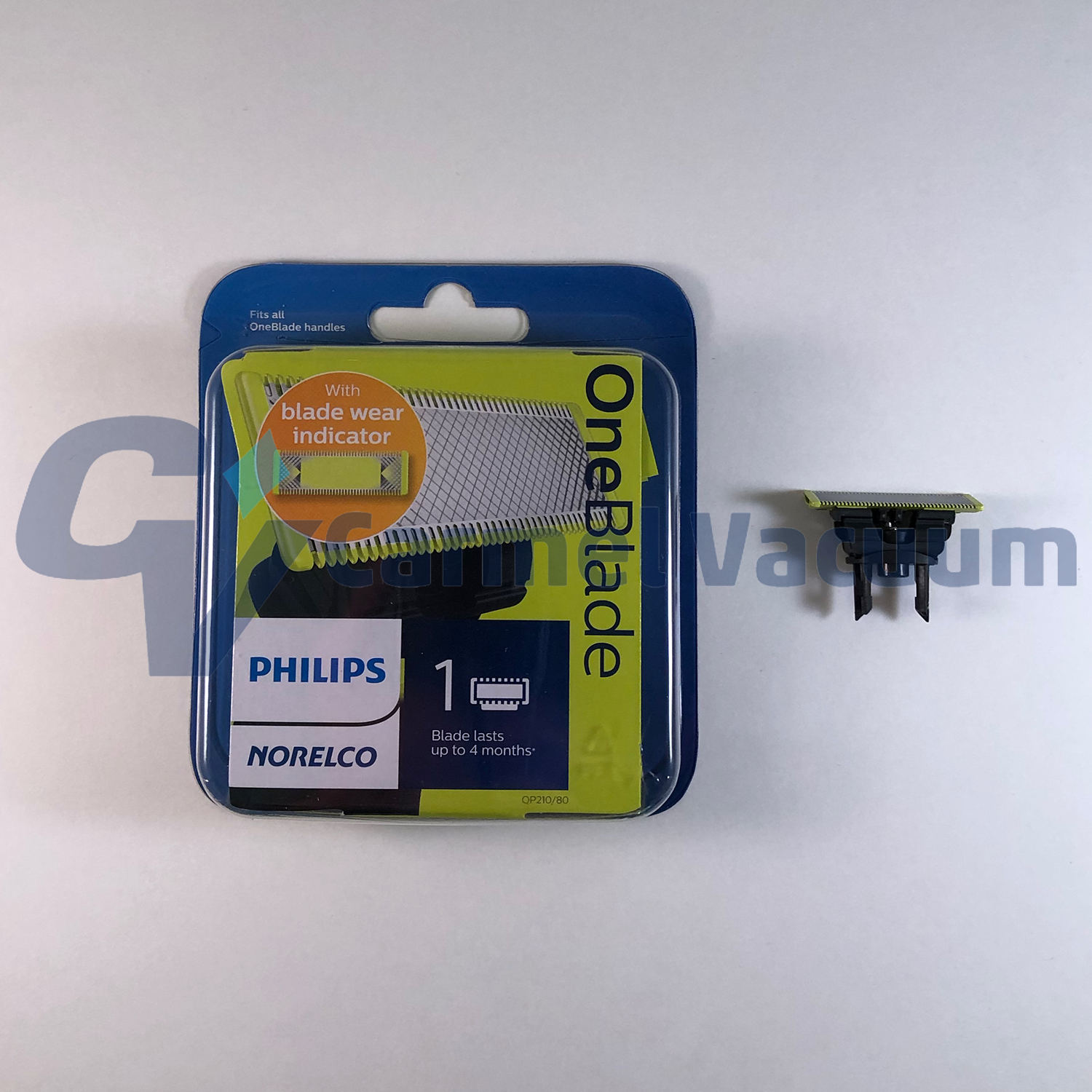 NEW Sealed Philips Norelco OneBlade Replacement Blade, 1 Cou