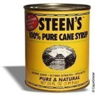 - Steen's 100% Pure Cane Syrup  (Pack of 4) (25oz Can)