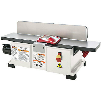 Shop Fox W1829 1-12 Hp 110v 6-inch Fully Adjustable Benchtop Jointer