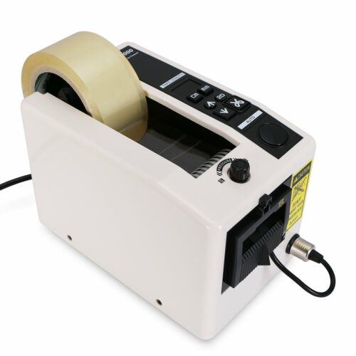 JF-2000 Automatic Auto Tape Dispensers Electric Adhesive Tape Cutter 18W 110V