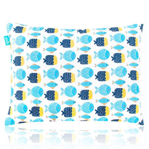 "Toddler Pillow for Sleeping Ultra Soft Satellit Kids Pillow Cute Print 13""x18"""