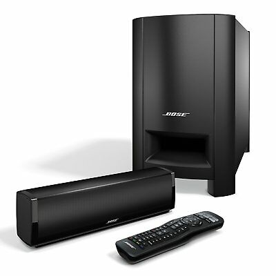 Brand New Bose CineMate 15 Home Theater Speaker System (Black)