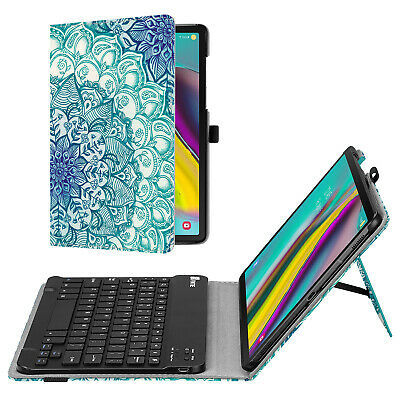 For Samsung Galaxy Tab S5e 10.5'' 2019 Case Cover Stand with Bluetooth (Samsung Galaxy Tab E Case With Keyboard)