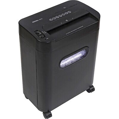 Royal Mc8 Micro-cut Shredder 8 Sheet 29349c