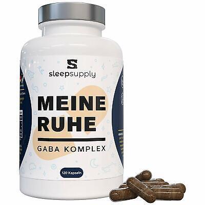 Schlaf Optimierer - natürlich einschlafen - Alternative zu Schlaftabletten vegan