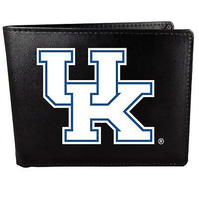 Kentucky Wildcats Bi-fold Wallet Large Logo](Kentucky Wildcats Logo)