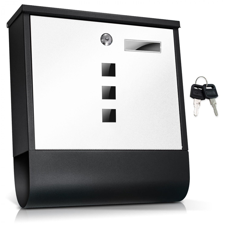 edelstahl briefkasten test vergleich edelstahl briefkasten g nstig kaufen. Black Bedroom Furniture Sets. Home Design Ideas