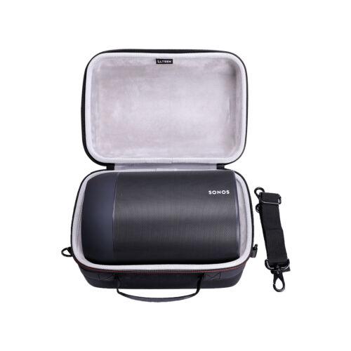 LTGEM Carrying Case for Sonos Move Smart Speaker Protective Storage Case Only