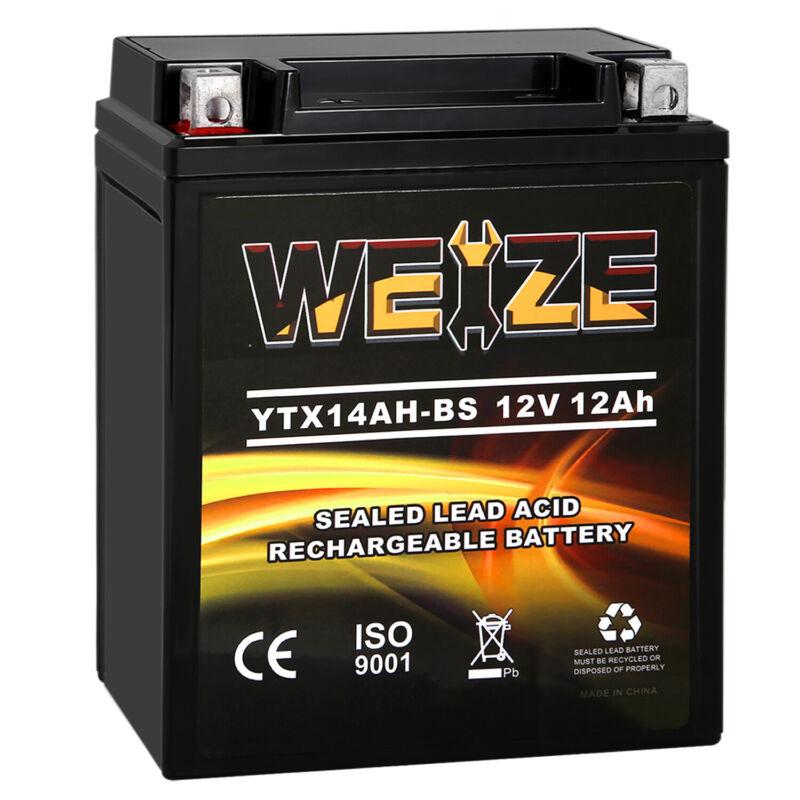 AGM Battery for Polaris Sportsman 500 570 400 Magnum 325 425 330 Scrambler 400