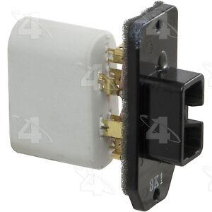 hvac blower motor resistor resistor block 4 seasons fits 92 96 Camry Sedan stock photo