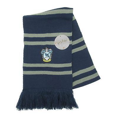 (Official Scarf Harry Potter RAVENCLAW Magic Hogwarts original Warner Bros)