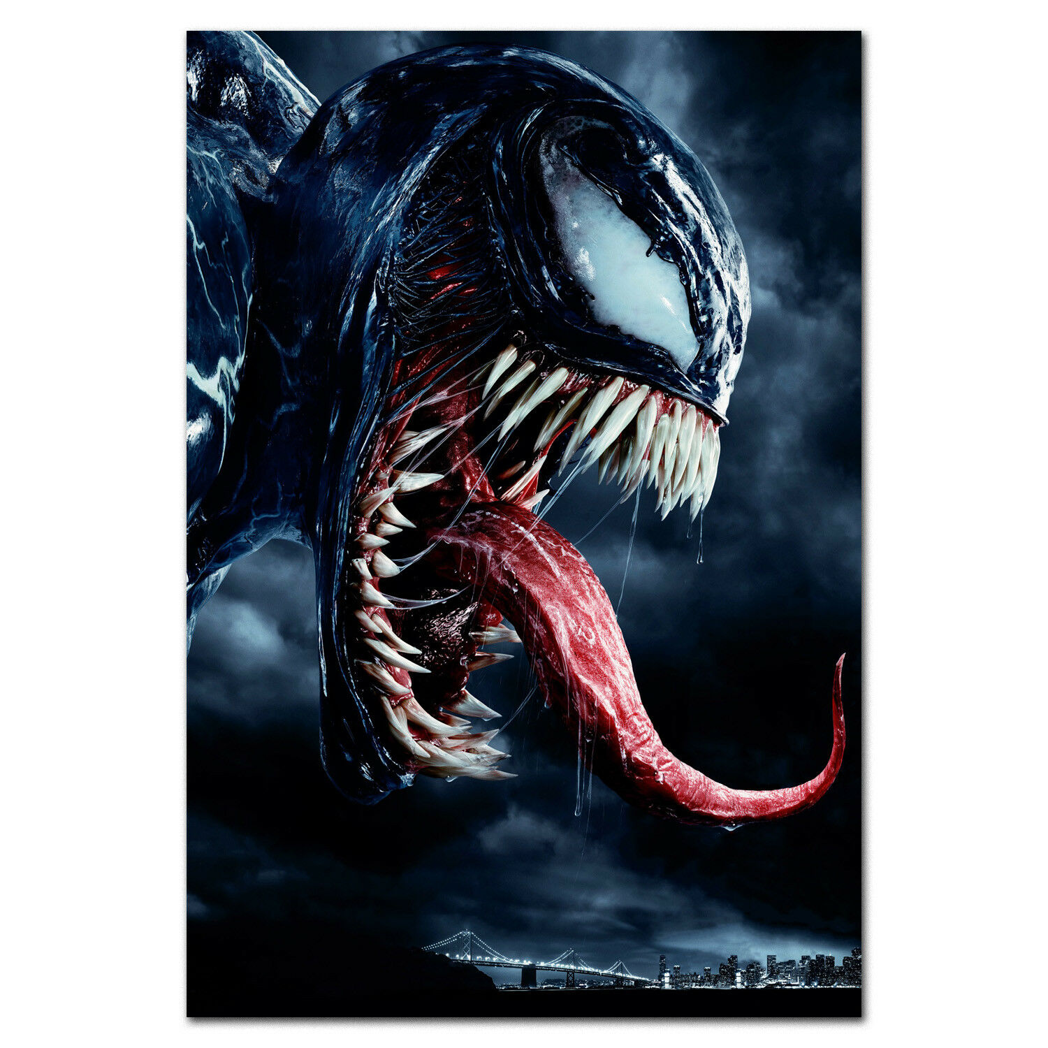 Venom Movie Poster - 2018 Movie - High Quality Prints