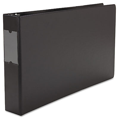 Universal Legal-size Round Ring Binder With Label Holder 2 Capacity 11 X 17