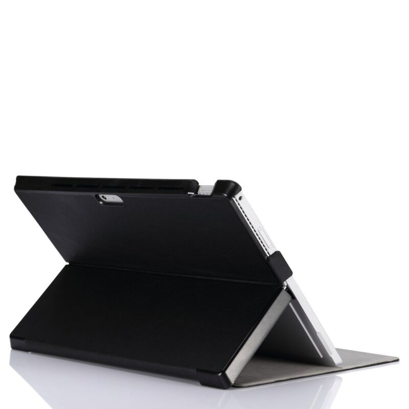 Surface 3 Case Ultra Slim Lightweight Smart Shell Cover Leather Magnetic closure