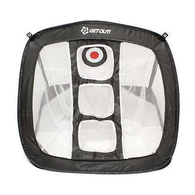 Golf Chipping Net – Portable Outdoor Indoor Golfing Target Practice