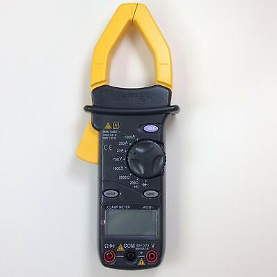 Mastech Ms2001 Digital Clamp Meter Acdc Voltage Tester With Diode
