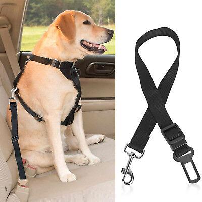 1pc Cat Dog Pet Safety Seatbelt for Car Seat Leash Belt Adjustable Harness Lead