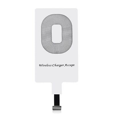 Adaptador Base Cargador Inalámbrico Color Blanco Compatible con iPhone i425