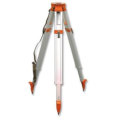Cstberger 60-alqri20-o Heavy-duty Orange Aluminum Contractor Survey Tripod