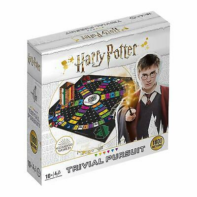 Harry Potter Trivial Pursuit Board Game Ultimate Edition